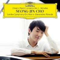 CHOPIN PIANO CONCERTO NO.1 & BALLADES/ GIANANDREA NOSEDA [쇼팽: 피아노 협주곡 1번 & 발라드]