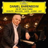ON MY NEW PIANO: SCARLATTI, BEETHOVEN, CHOPIN, WAGNER, LISZT [다니엘 바렌보임: 나의 새 피아노]