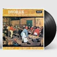 """SYMPHONY NO.9 """"NEW WORLD"""" & OTHELLO/ ISTVAN KERTESZ [드보르작: 교향곡 9번<신세계>, 오델로 서곡 - 케르테스] [180G LP]"""