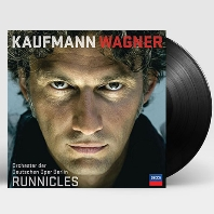 WAGNER/ DONALD RUNNICLES [180G LP] [요나스 카우프만: 바그너 베젠동크 가곡집 & 오페라 명장면]