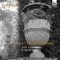 UN JARDIN A L`ITALIENNE: AIRS, CANTATES & MADRIGAUX/ LES ARTS FLORISSANTS, WILLIAM CHRISTIE [이탈리아 정원에서: 아리아, 칸타타, 마드리갈 - 레자르 플로리상 & 크리스티]