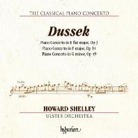 THE CLASSICAL PIANO CONCERTO 5/ HOWARD SHELLEY [고전주의 피아노 협주곡 5집: 두세크 - 하워드 셸리]