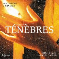 LECONS DE TENEBRES/ STEPHANE DEGOUT, SAMUEL BODEN, JONATHAN COHEN [샤르팡티에: 르송 드 테네브레 - 스테판 드구, 조나단 코엔]