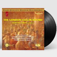 THE LONDON VIOLIN SOUND/ GEOFFREY SIMON [180G HQ 45RPM LP]
