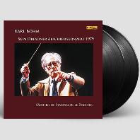 SYMPHONY NOS.8 & 9/ KARL BOHM [드레스덴 고별 연주회 1979: 슈베르트 교향곡 8, 9번 - 칼 뵘] [LP]