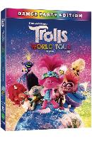 트롤: 월드 투어 3D+2D [슬립케이스+캐릭터카드 한정판] [TROLLS WORLD TOUR]