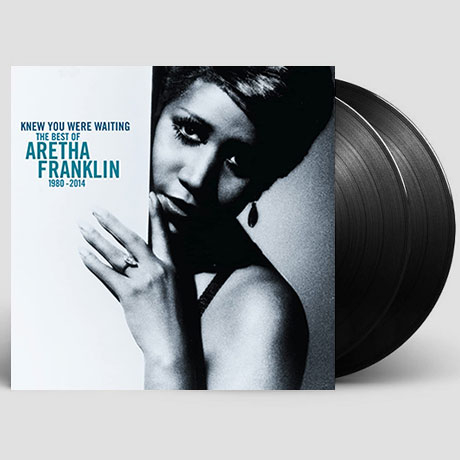 KNEW YOU WERE WAITING: THE BEST OF ARETHA FRANKLIN 1980-2014 [LP]