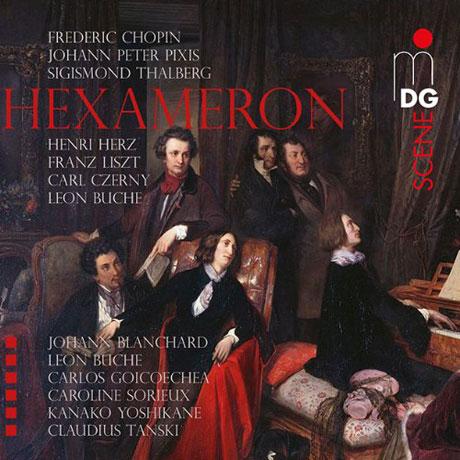 HEXAMERON/ JOHANN BLANCHARD, CLAUDIUS TANSKI [SACD HYBRID]