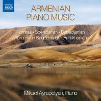 ARMENIAN PIANO MUSIC/ MIKAEL AYRAPETYAN [미하엘 아이라페티안: 아르메니아 피아노 작품집]