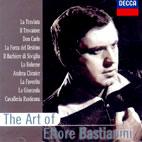 THE ART OF ETTORE BASTIANINI