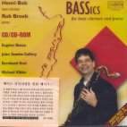 BASSICS FOR BASS CLARINET AND PIANO