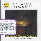 FROM BAROQUE TO MOZART/ ENGLISH CHAMBER ORCHESTRA/ LEPPARD