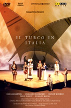 IL TURCO IN ITALIA/ FRANZ WELSER-MOST [로시니: 이탈리아의 터키인]