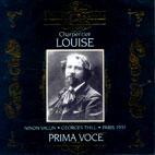 PRIMA VOCE/ CHARPENTIER-LOUISE