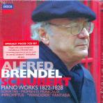 PIANO WORKS 1822-1828/ ALFRED BRENDEL