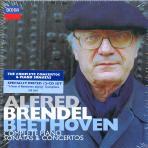 COMPLETE PIANO SONATAS & CONCERTOS/ ALFRED BRENDEL, BERNARD HAITINK