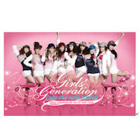 INTO THE NEW WORLD: GIRLS` GENERATION THE 1ST ASIA TOUR