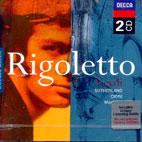 RIGOLETTO/ NINO SANZOGNO