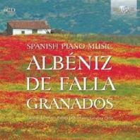 SPANISH PIANO MUSIC [스페인 피아노 음악]