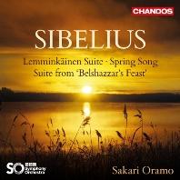 LEMMINKAINEN SUITE/ SAKARI ORAMO [시벨리우스: 렘민카이넨 모음곡 외 - BBC 심포니 오케스트라]