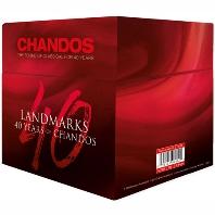 LANDMARKS: 40 YEARS OF CHANDOS [샨도스 창립 40주년 기념 박스세트]