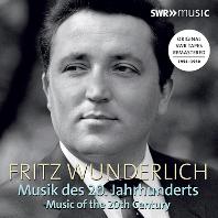 MUSIC OF THE 20TH CENTURY [분덜리히가 부르는 20세기 음악]