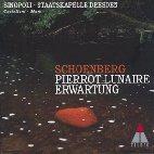 PIERROT LUNAIRE ERWARTUNG/ SINOPOLI