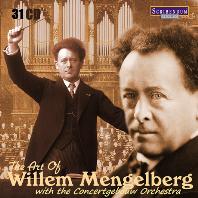 THE ART OF WILLEM MENGELBERG WITH THE CONCERTGEBOUW ORCHESTRA [빌렘 멩겔베르크의 예술 - 로열콘서트헤보우 오케스트라]