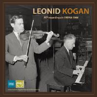 RTF RECORDING 1959 & 1966/ ANDREI MYTNIK [모차르트: 바이올린 협주곡 5번 <터키> & 슈트라우스: 바이올린 소나타 - 레오니드 코간]