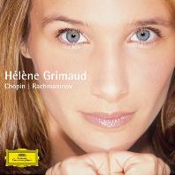 PIANO SONATA NO.2, BERCEUSE, BARCAROLLE/ HELENE GRIMAUD [쇼팽 & 라흐마니노프: 피아노 소나타 2번 - 엘렌 그리모]
