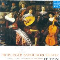 FREIBURGER BAROCK ORCHESTER EDITION/ THOMAS HENGELBROCK [프라이부르크 바로크 오케스트라 에디션]