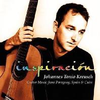 INSPIRACION [요하네스 토니오 크로슈: 파라과이, 스페인, 쿠바 기타음악]