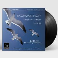 SYMPHONIC DANCES & VOCALISE/ EIJI OUE [200G LP]