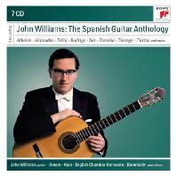 THE SPANISH GUITAR ANTHOLOGY [SONY MASTERS] [존 윌리엄스: 스페니쉬 기타 앤솔로지]