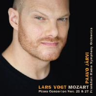 PIANO CONCERTOS K467 & K595/ LARS VOGT, PAAVO JARVI [모차르트: 피아노 협주곡]