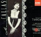 TOSCA/ MARIA CALLAS/ VICTOR DE SABATA
