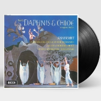 DAPHNIS & CHLOE/ ERNEST ANSERMET [라벨: 다프니스와 클로에] [180G LP]