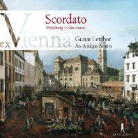 SCORDATO: HABSBURG VIOLIN MUSIC/ GUNAR LETZBOR [스코르다토: 합스부르크의 바이올린 음악]