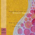 HUGO WOLF UND DER WIENER JUGENDSTIL/ DOMINIK WORNER/ SIMON BUCHER
