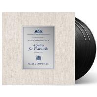 6 SUITES FOR VIOLONCELLO/ PIERRE FOURNIER [180G LP] [바흐: 무반주 첼로 모음 전곡 - 피에르 푸르니에] [한정반]