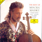 THE BEST OF MISCHA MAISKY