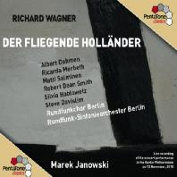 DER FLIEGENDE HOLLANDER/ MAREK JANOWSKI [SACD HYBRID]