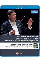 THE COMPLETE SYMPHONIES/ CHRISTIAN THIELEMANN [슈만: 교향곡 전곡 1-4번   크리스찬 틸레만] [한글자막]