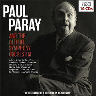 PAUL PARAY AND THE DETROIT SYMPHONY ORCHESTRA [폴 파레 & 디트로이트 심포니]