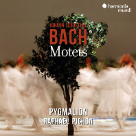 MOTETS/ PYGMALION, RAPHAEL PICHON [바흐: 모테트 - 앙상블 피그말리온, 라파엘 피숑]