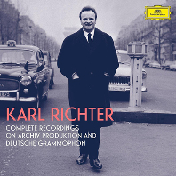 COMPLETE RECORDINGS ON ARCHIV PRODUKTION AND DEUTSCHE GRAMMOPHON [97CD+3BD] [칼 리히터: DG, ARCHIV 녹음 전집]
