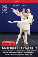 ASHTON CELBRATION: THE ROYAL BALLET DANCES [프레데릭 애쉬튼 셀러브레이션]