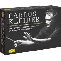 COMPLETE ORCHESTRAL RECORDINGS ON DEUTSCHE GRAMMOPHON/ CARLOS KLEIBER [클라이버: 관현악녹음 DG 전집]