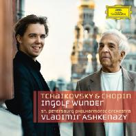 PIANO CONCERTO NO.1/ INGOLF WUNDER, VLADIMIR ASHKENAZY [차이코프스키 & 쇼팽: 피아노 협주곡 1번 - 분더 & 아쉬케나지]