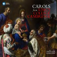 CAROLS FROM KING'S COLLEGE CAMBRIDGE [THE NATIONAL GALLERY] [킹스 칼리지 합창단: 캐롤]